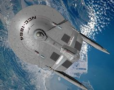 Star Trek Bridge Commander pic The USS Reliant awaits her orders to begin the Genesis Expedition in orbit above San Francisco USS Reliant by Michael Wil.