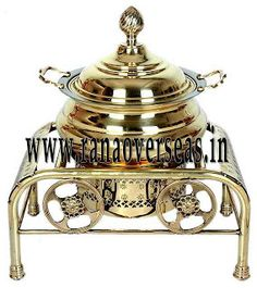 Chafing Dishes, Catering Business, Serving Dishes, Brass, Copper, Modern Design, Eat, Superior Quality, Outlets