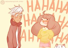 Bee And Puppycat Deckard Tumblr Found on 24.media.tumblr.com