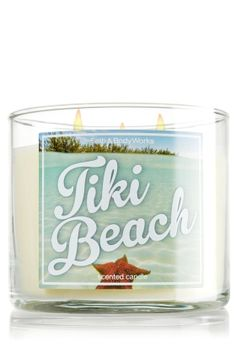 A scent as warm as the sun! A luxurious blend of toasted coconut, vanilla musk and orchids brings the glamour of a resort-stay to you.