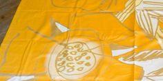 """Marimekko Fabric, """"Villa Ja Vapaa"""", 23x38 Inches, 100% Cotton Sateen #Marimekko"""