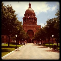 Deep in the heart of Texas. The Capital of Texas, Austin; the most fun was going with my boyfriend.