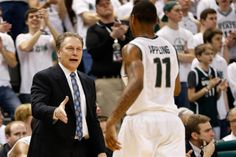 # 1 Michigan State vs. North Carolina: Wed, Dec 04 9:00 PM EST - Click the GettyImages picture to access the movoli game wall
