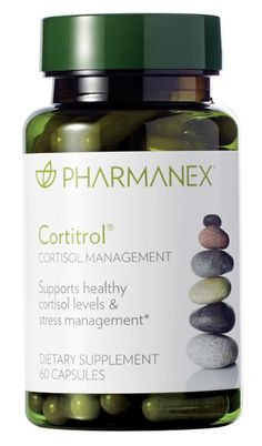 Cortitrol promotes healthy cortisol hormone balance and supports your ability to respond to stressful situations more calmly.