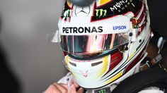 Lewis Hamilton (GBR) Mercedes AMG F1 at Formula One World Championship, Rd3, Chinese Grand Prix, Practice, Shanghai, China, Friday 10 April 2015. © Sutton Motorsport Images