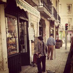 Gente di Lisbona