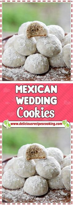 Mexican Wedding Cook
