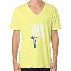 DAP On Em V-Neck (on man) Shirt