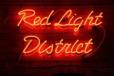 Red Light District. Amsterdam, Netherlands by Danny--Boy, via Flickr