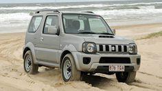 2015 Suzuki Jimny review: Car Reviews | CarsGuide