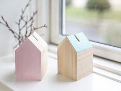 DIY - Personal money box - Søstrene Grene
