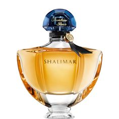 """Inspired by the passionate love story between an emperor and an Indian princess, Shalimar, which means """"temple of love"""" in Sanskrit, symbolises the promise of eternal love forevermore. It is a fragrance of desire. With its smouldering and slightly impertinent character, the star oriental fragrance in perfumery embodies skin-caressing sensuality with a hint of the forbidden. """"Wearing Shalimar means letting your senses take over,"""" Jacques Guerlain would say.  In 1925, the Shalimar bottle d..."""