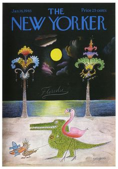 The New Yorker, January 16, 1965, Aude Picault