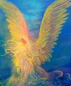 Cronache Esoteriche: Twitt angelico: Spiega le tue ali.