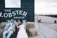 What springs to mind when you hear the term 'Beach Wedding'? I'm assuming you think about jetting off somewhere tropical and sunny before getting married on the warm sand. Am I right? Well, in this blog post, Zak and Courtney prove that you don't have to be abroad to have the perfect Beach Wedding. In fact, you can have it right here in England. Zak and Courtney said 'I do' in The East Quay Venue in Whitstable and their wedding looks SO SWEET. So, if you're looking for the perfect beach…