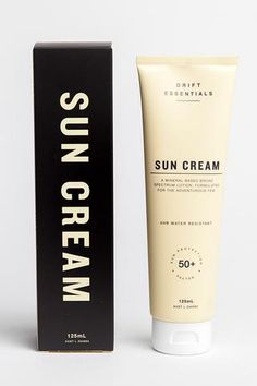 DRIFT ESSENTIALS - SPF 50+ Mineral Sun Cream