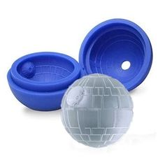Cheap cream super, Buy Quality cream facial directly from China tool elevator Suppliers: Death star wars silicone ice cube tray ice ball mould bar party ice mold forma de gelo ice cream tools Silicone Ice Molds, Ice Cube Molds, Ice Cube Trays, Star Wars Death Star, Kotobukiya Star Wars, Diy Molding, Amazon, Chocolate Bowls, Gadgets
