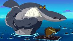 Zig and sharko marina sexy google search cartoon characters cartoon cartoon characters - Sharko dessin anime ...