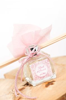 Baptism Favors, Small Gifts, Christening, Wedding Gifts, Perfume Bottles, Gift Wrapping, Elegant, Pink, Weddings