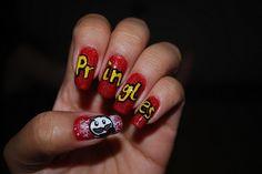 Pringles Nails