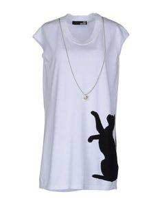 LOVE MOSCHINO - black kitty tunic