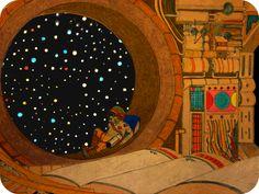 Los fantasiosos e infantiles GIFs de David Michael Chandler - Antidepresivo