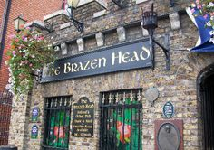 Brazen Head, Dublin - oldest bar in Ireland Ireland Vacation, Ireland Travel, Dream Vacations, Vacation Spots, Destinations, Old Bar, Emerald Isle, Dublin Ireland, Oh The Places You'll Go