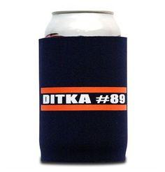 Chicago Bears Mike Ditka Kolder Holder