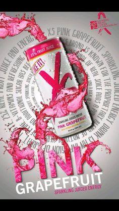 Pink Grapefruit XS Energy Drink www.amway.com/anishamorris