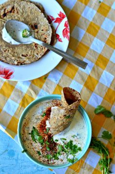 Okra yoghurt Dip with Indian Spices ; Bhindi ka raita – Can be eaten as a side dish with Biryani and Pilaf. Unbelievably delicious and rich in Folic Acid
