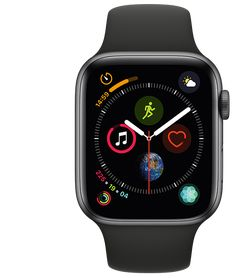 Price: (as of – Details) Apple Watch Series 4 (GPS, – Silver Aluminium Case with White Sport Band Fundamentally redesigned and re-engineered. The largest Apple Watch displa… Buy Apple Watch, Apple Watch Series, Smartwatch, Bluetooth, Pink Sand, Series 4, Watch Faces, Black Stainless Steel, Shopping