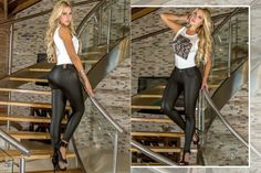 Los mejores Jeans Levanta -Cola con efecto cuero los encuentras en Diva'S Sweden T-Vårberg ,tel 0709980707 www.divassweden.com  Sale of Butt lift jeans .. #jeanslevantacola #buttliftjeans #jeansefectocuero  #pushupjeans #jeanscolombianos #jeanssuecia #divassweden #divasensuecia #modaensuecia #masde100marcas #lamejormodaensuecia #solodivas  Diva'S Sweden
