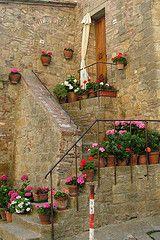 Stairway in Still Life