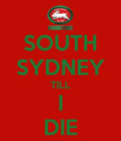 go bunnies Rabbits In Australia, Rugby League, Bunnies, Sydney, Soccer, Sport, Sayings, Wallpaper, Football