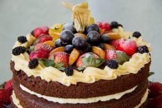 Naked Cake Vegano: a receita definitiva está aqui!
