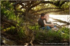 Ipswich Engagement Photography | Kathryn & Josh - Nicole Barralet Photography | Brisbane Wedding Photographer