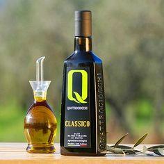 Quattrociocchi Classico Bio - Testsieger Olivenöl - Olio Award 2017 - 2. Platz Mittelfruchtig - Latium