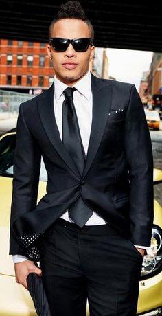 Beautiful Black Suit!
