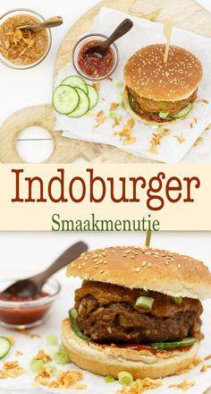 Tapas, Bbq Hamburgers, Malaysian Food, Dutch Recipes, Caribbean Recipes, Happy Foods, Indonesian Food, International Recipes, Street Food