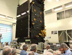 O Brasil contará, no próximo ano, com um novo sistema de comunicação por satélite capaz de abrigar o tráfego de informações das Forças Armadas