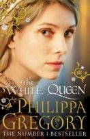 The White Queen - Philippa Gregory -- Thank you Sarah for introducing me to Phillipa Gregory's books... can't wait to read The Red Queen