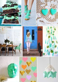 Mood Board Monday: Wintergreen (http://blog.hgtv.com/design/2013/02/04/mood-board-monday-wintergreen/?soc=pinterest)