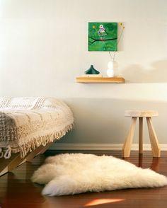 Tabouret Meribel stool- Cassina, Charlotte Perriand