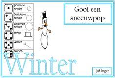 Gooi een Sneeuwpop -