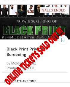 Online tickets are all sold out !!! Pay at the door $15! See you at 6pm at @buckheadvenueandstudio !! #writer #director #bosslife #film #lights #camera #action #movie #indie #producer #executiveproducer #ceo  #videographer #realitytv #lasvegas #newyork #LA  #LosAngeles #vh1 #tv1 #bouncetv #hbo #netflix #atl #atlanta