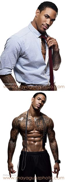 """NFL player Devin Thomas ~ niice.....just as I went to click """"pin it"""" I noticed I almost pinned it in """"cup cakes"""" :)"""