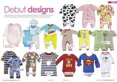 PRINT - Practical Parenting & Pregnancy September 2011: Shopping – babygros