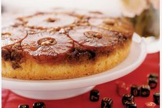 Pineapple Upside-Down Cake  - CountryLiving.com
