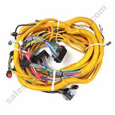 306-8610 caterpillar excavator 320d main wiring harness