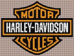 Harley Davidson Logo | Craftsy